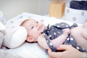 Baby wickeln