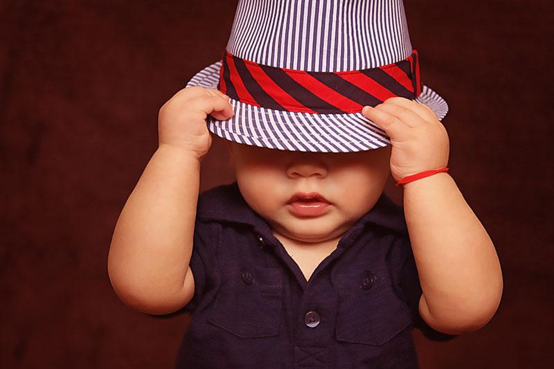 Mütze & Sonnenbrille fürs Baby