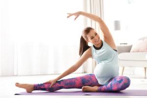 Sportkleidung Schwangerschaft