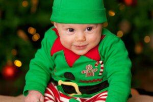 Weihnachtsgeschenke Baby