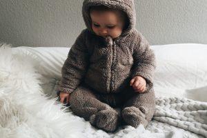 Teddyjacke Kinder