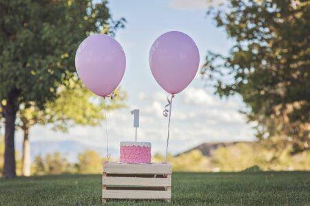 Geschenkideen erster Geburtstag